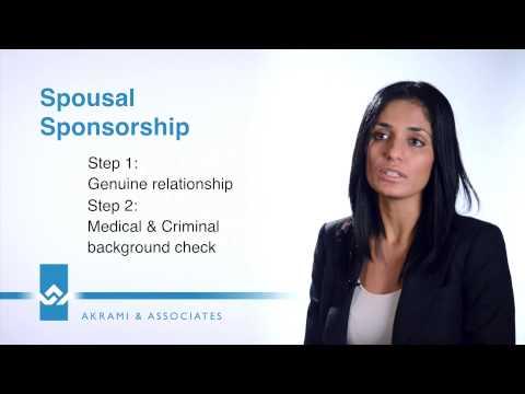 Spousal Sponsorship Canada Video