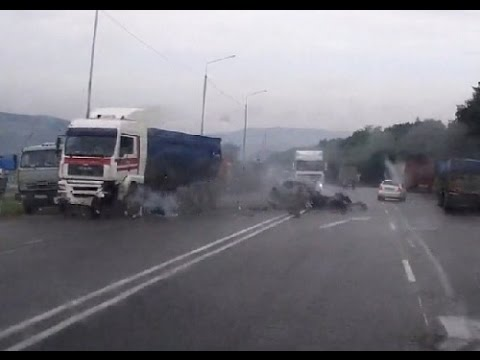 Подборка Аварий грузовиков Июль 2015