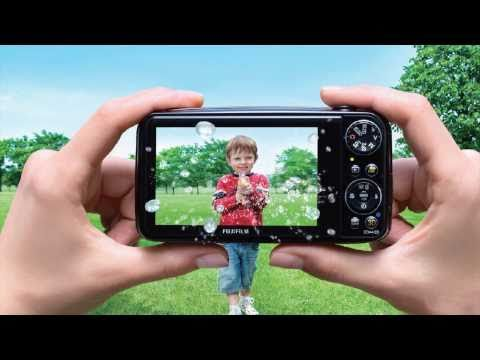 FujiFilm Finepix  W3 REAL 3D digital camera - TOP 10 Features REVIEWED