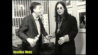 AWKWARD!! Paul McCartney MEETS Ozzy Osbourne For The First Time and Treats Him Like a FAN!!