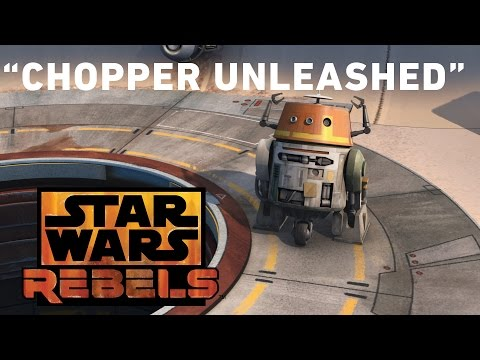 Star Wars Rebels 1.11 (Clip 'Chopper Unleashed')