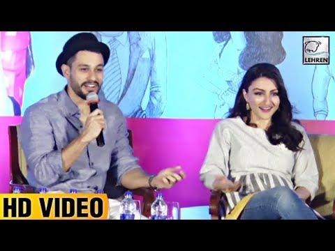 Kunal Khemu Makes Fun Of Soha Ali Khan
