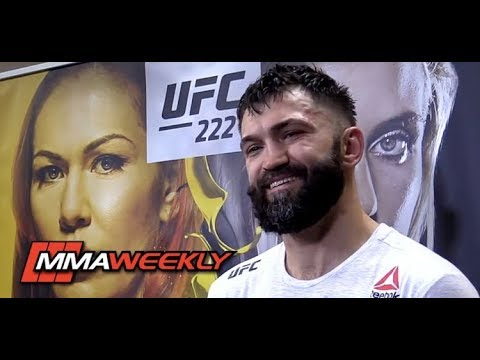 ndrei Arlovski: I Stiil Have Another 18 Years (Post UFC 222)