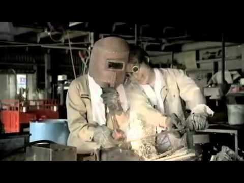 The Machine Girl (2008) Trailer.