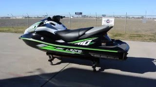 4. $15,299:  2016 Kawasaki Ultra 310X Jet Ski Overview and Review