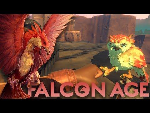 A Legacy of Falcon-Hunters 🔅 Falcon Age • #2