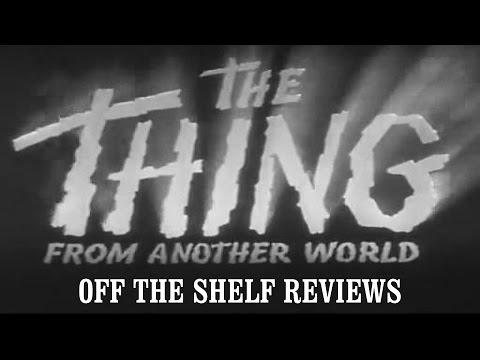 The Thing from Another World Review - Off The Shelf Reviews
