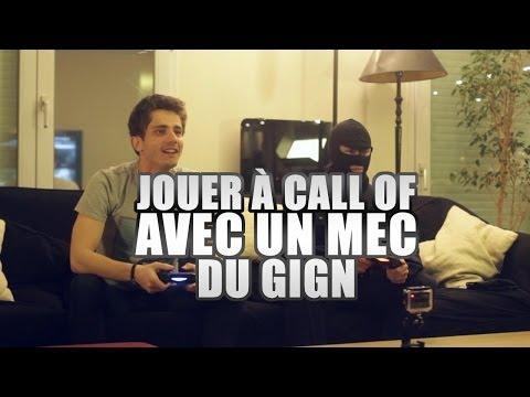 Jouer à Call of Contre un mec du GIGN - GAMEPLEY