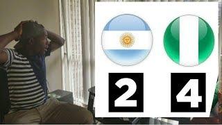 Video ARGENTINA VS NIGERIA 2-4| ALL GOALS & EXTENDED HIGHLIGHTS| Friendly 14/11/2017 HD|  REACTION MP3, 3GP, MP4, WEBM, AVI, FLV November 2017