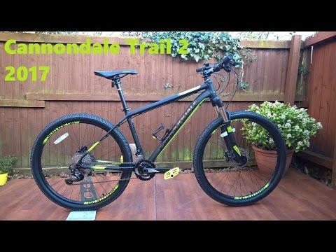 Bicicleta Cannondale Cannondale Trail 1 27,5