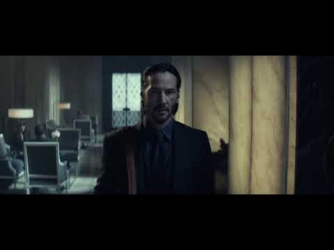John Wick - Checking In | Continental (HD)