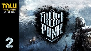 Scouting for Survivors | FROSTPUNK Gameplay | Steam Release - Main Campaign | Stream Recap