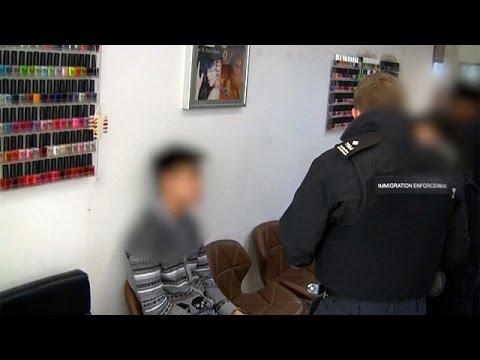 Βρετανία: Έφοδος σε ινστιτούτα αισθητικής για τον εντοπισμό θυμάτων εκμετάλλευσης δουλεμπόρων