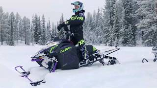 3. 2019 sleds (alpha one, patriot 850, boondocker 850 and m8!)