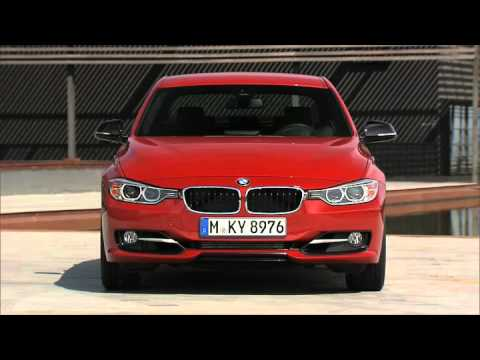 BMW 3-series 2012 BMW 3-Series (F30) reveal promo