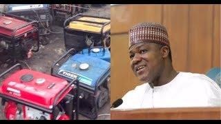 Honourable Dogara, speaker of Nigeria's House of Representatives says Nigerians have been spending five billion dollars on...