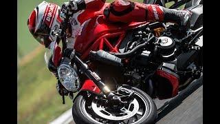9. 2017 Ducati Monster 1200R Review