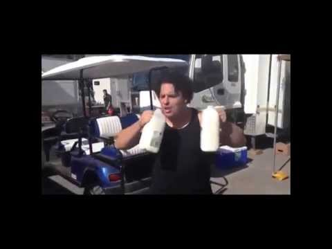 Funny Video - The Power Of Milk