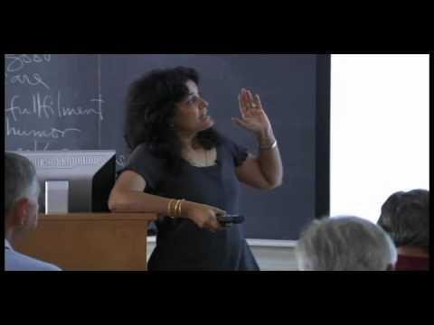 Prof. Jamila Bookwala: Erfolgreiches Altern