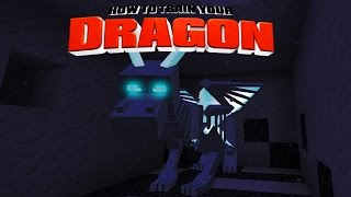 Minecraft - HOW TO TRAIN YOUR DRAGON - Ghost Dragons ! [23]