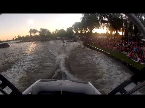 Mulwala Water Ski Show: Our View