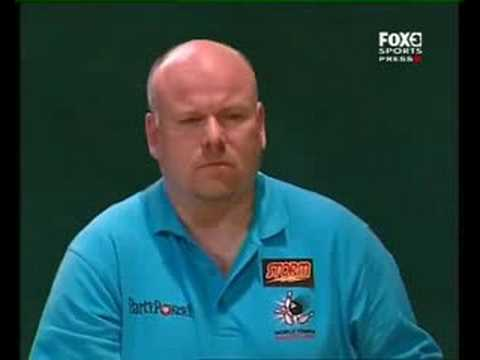 Jens Nickel - Game 3 of the 2007 World Tenpin Masters. Jason Belmonte (Australia) Vs. Jens Nickel (Germany)