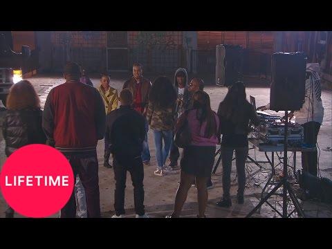 The Rap Game: Battle Verse: Young Lyric (S1, E8) | Lifetime