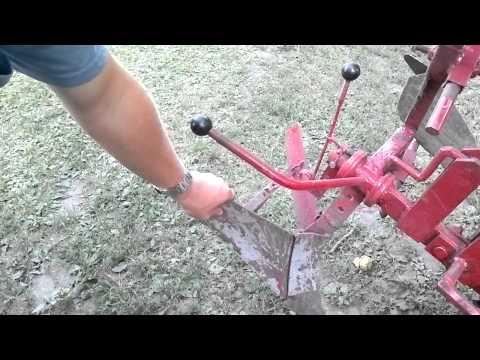 Размеры посадки картофеля мотоблоком фотка