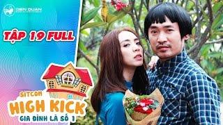 Gia đình là số 1 sitcom | tập 19 full: Thu Trang yêu Tiến Luật để chọc tức bạn trai cũ?, gia dinh la so 1, gia đình là số 1, phim gia đình là số 1, gia đình là số 1 phần 2