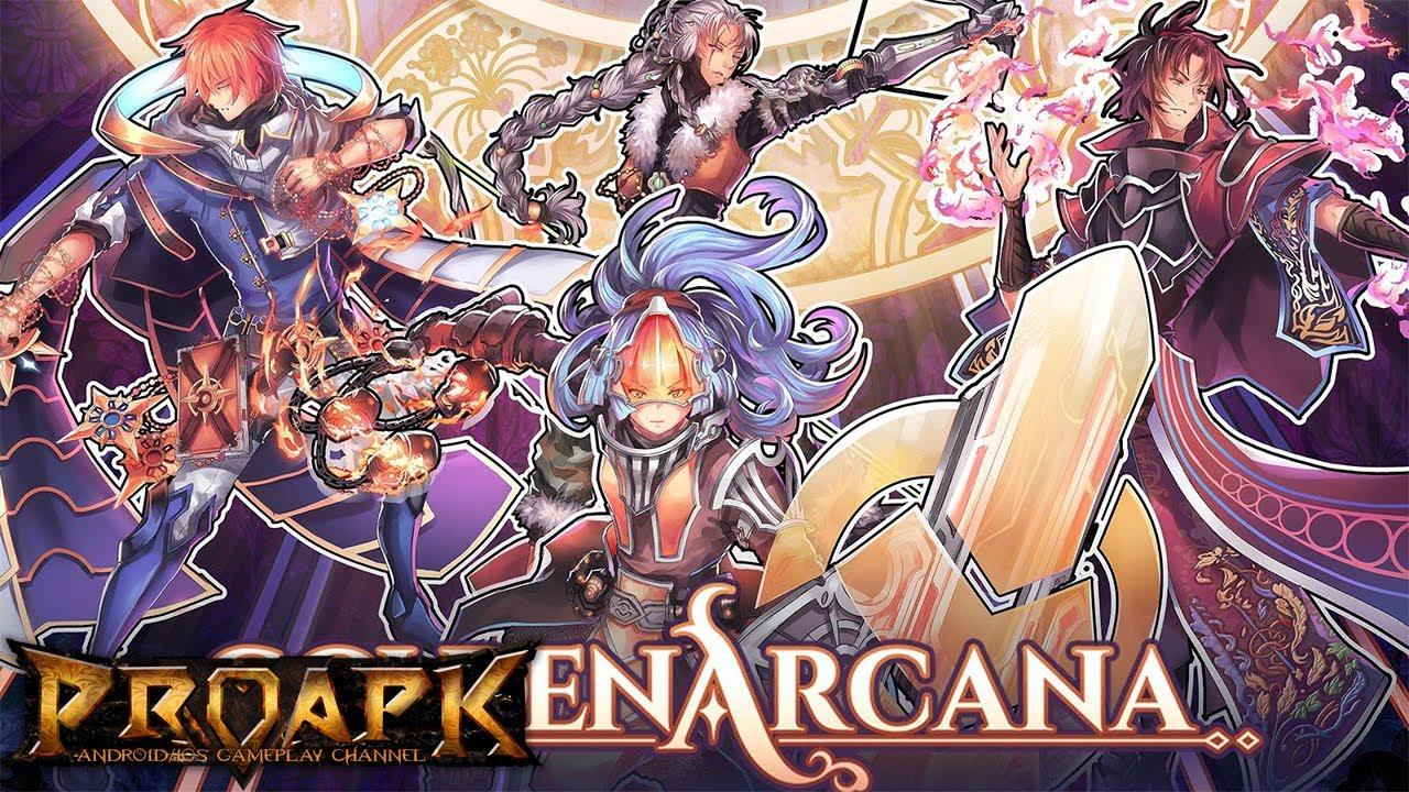 Golden Arcana: Tactics