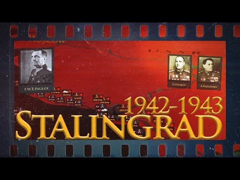 The Epic Battle of Stalingrad Comes to Life