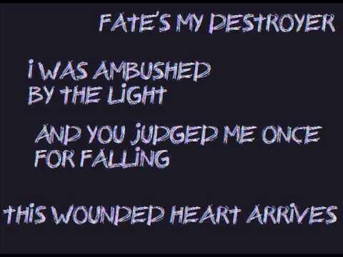 Unkle - Burn My Shadow (lyrics)