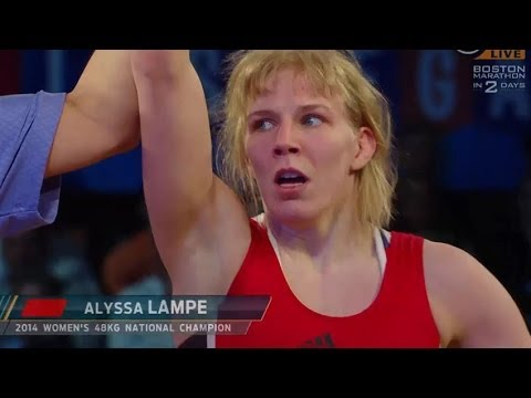 Alyssa Lampe wins 2nd US Title – Universal Sports
