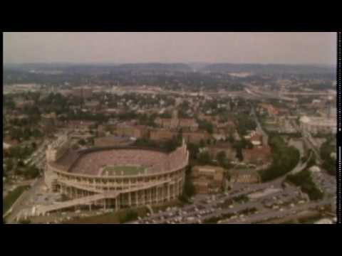 Mid To Late 80s Knoxville Aerial Footage