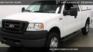 2007 Ford F150 4X4 - for sale in Grand Rapids, MI 49525