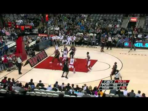 Portland Trail Blazers 94 – Toronto Raptors 84