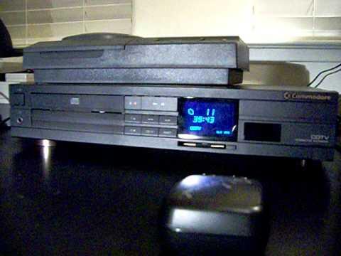 Commodore CDTV-CR