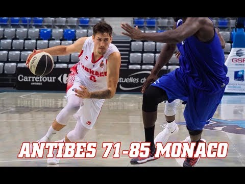 AMICAL — Antibes 71-85 Monaco — Highlights