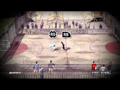 FIFA Street : apprentissage du jonglage