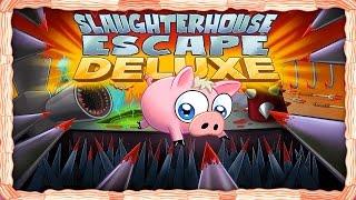 Slaughterhouse Escape: Deluxe videosu