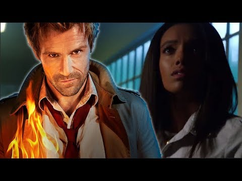 "Constantine joins legends? Mallus identity revealed? Legends of tomorrow 3x10 - ""Daddy darhkest"""