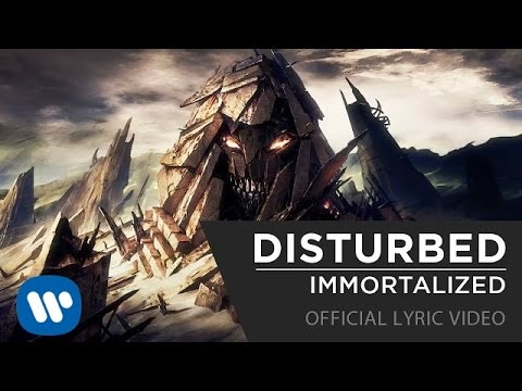 Immortalized Lyric Video