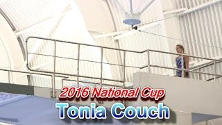 Tonia wins the 10M National Cup title in style! See all her dives.
