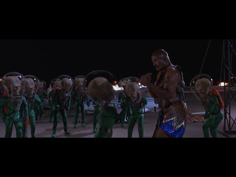 Mars Attacks! (1996) Jim Brown Vs. Martians