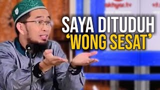 Video KLARIFIKASI‼️ Ustadz Adi Hidayat Dituduh 'WONG SESAT'⁉️ 😱 MP3, 3GP, MP4, WEBM, AVI, FLV Februari 2019