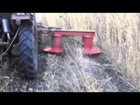 Сенокосилка к трактору т 16