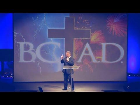 """BC/AD"" – Pastor Raymond Woodward"