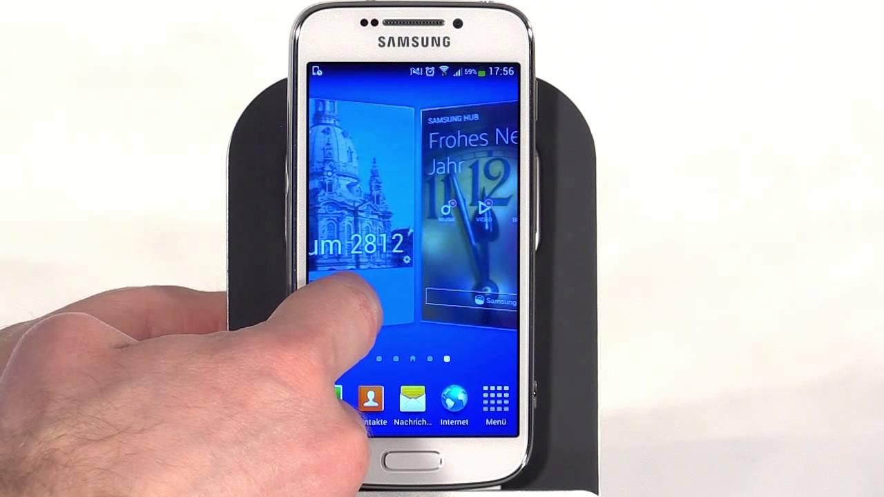 Descargar Samsung Galaxy S4 Zoom – 11 Samsung Apps und Technologien para Celular  #Android