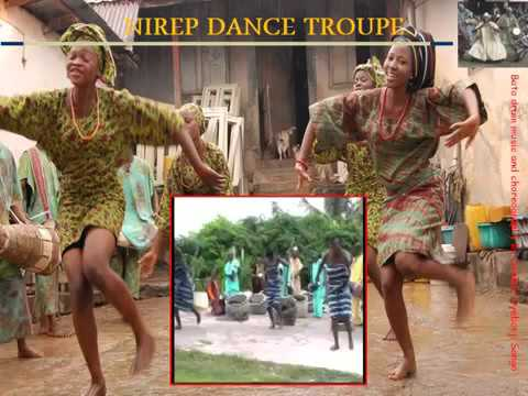 NIREP Center for Art and Culture/oyeniyi african dancer entreatment  Osogbo, Nigeria