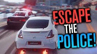 ESCAPE THE POLICE!